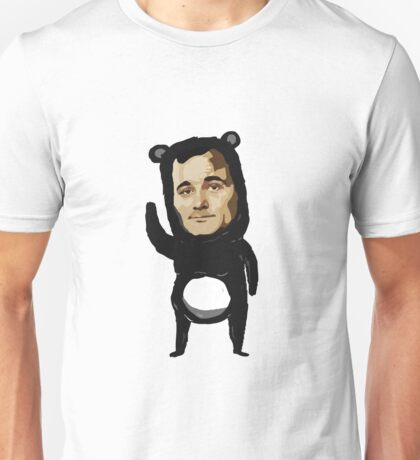 Bill Murray - Panda Unisex T-Shirt