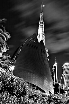 Swan Bell Tower - Perth Western Australia   by EOS20