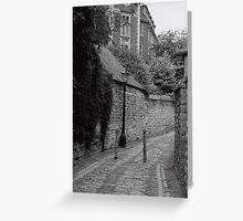 Oxford, England Greeting Card