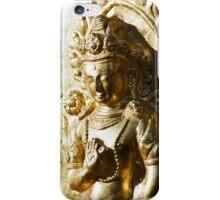 kathmandu iPhone Case/Skin