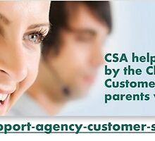 When Is It Advisable To Use The CSA Helpline by geraldsanders