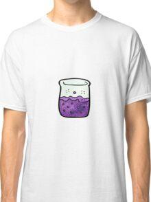 cartoon chemicals Classic T-Shirt