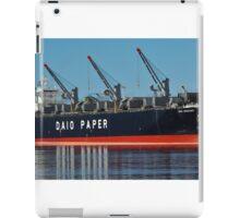 Daio Paper iPad Case/Skin