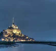 Mont Saint Michel by Craig Goldsmith