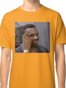 Roll Safe meme Classic T-Shirt