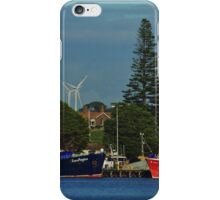 Port Vista iPhone Case/Skin