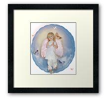 Everybody's Angel Framed Print