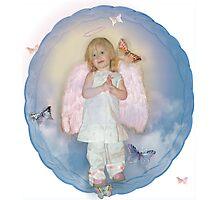Everybody's Angel Photographic Print
