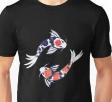 Swirling Koi Unisex T-Shirt
