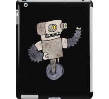 Clunky old robot iPad Case/Skin