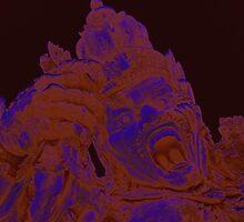 Hazy God by robbie010