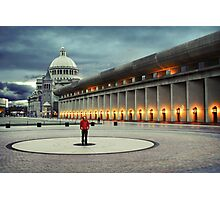 Christian Science Center Photographic Print