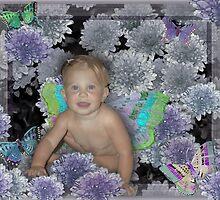 Garden Fairy by cheerishables