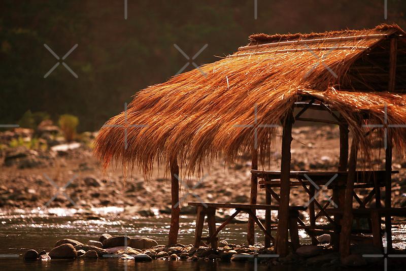 Gabaldon Hut by Ben Pacificar