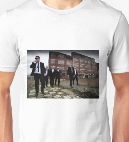 Hullywood Icons - The Chain Gang Unisex T-Shirt