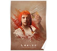 Leeloo Dallas, Multipass! Poster