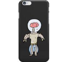 brain robot iPhone Case/Skin