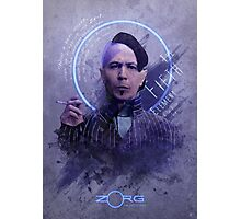 Zorg Photographic Print