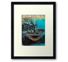 Be Life Framed Print