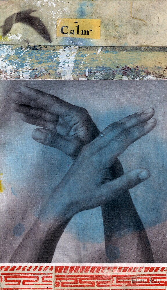 Calm by Elena Ray