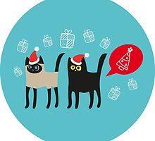 Furry Christmas by monosu