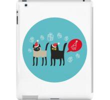 Furry Christmas iPad Case/Skin