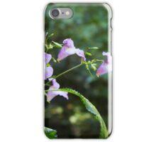 Renfrew Ravine flora - wild lily iPhone Case/Skin