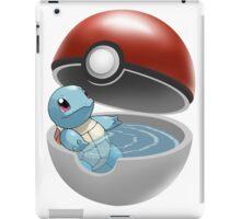 Squirtle Pokeball iPad Case/Skin
