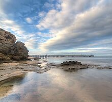Pt Lonsdale Pier by Brad Tierney