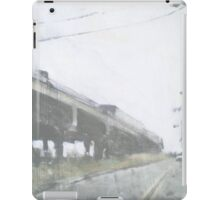 a train iPad Case/Skin
