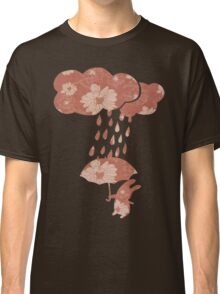 Song of the Rain (Floral pattern) Classic T-Shirt