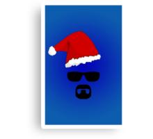 White Christmas Canvas Print