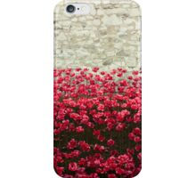 Tower Poppies 04A iPhone Case/Skin
