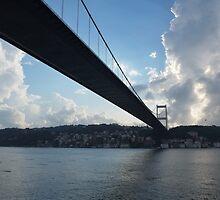 Bosphorus Light by Tanergungor
