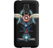 Heroes Totem Samsung Galaxy Case/Skin