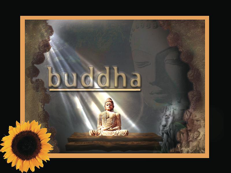 Bhudda - the peace maker by atul1joshi
