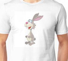 Funny rabbit cartoon bunny Unisex T-Shirt