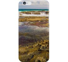 Over the Rocks to the Sea. iPhone Case/Skin