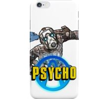 Borderlands The Presequel - Psycho iPhone Case/Skin