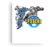 Borderlands The Presequel - Psycho Metal Print