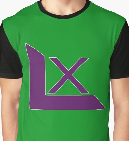 LexCorp Graphic T-Shirt