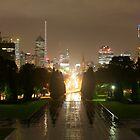 In Melbourne Tonight by bongo444