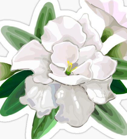 Azalea bouquet Sticker