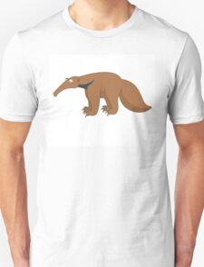Cute cartoon anteater Unisex T-Shirt