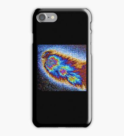 Iron Man -- Asphalt Nebula iPhone Case/Skin