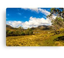 Autumn in Cradle Mountain, Tasmania Canvas Print