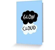 Okay, Okay; Glow, Cloud Greeting Card