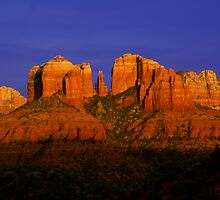Cathedral Rock(2) by Scott  Remmers