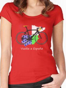 Vuelta a España Women's Fitted Scoop T-Shirt