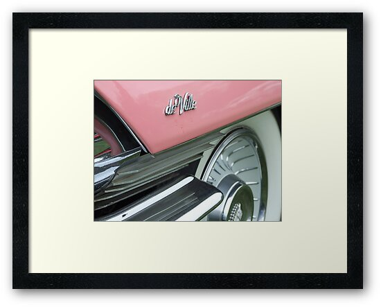 Pink Cadillac by Mark Wilson